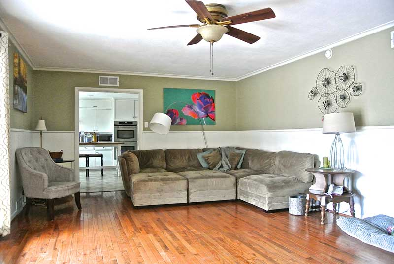 Windhaven House Living room - drug and alcohol addiction recovery program Dallas - Addiction recovery programs for women